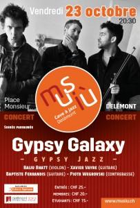 Flyer MUSIU 9